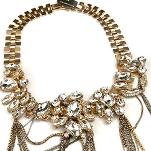 BANANA REPUBLIC New Orleans Statement Necklace NWT